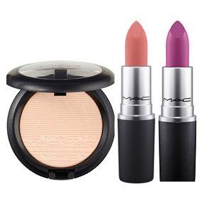 MAC • Highlighter + Matte Lipstick Bundle
